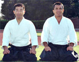 Shoji SEKI Shihan et Daniel Jean Pierre